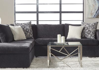 1100 Hughes Sectional