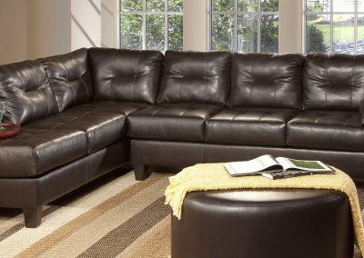 2500 Hughes Sectional