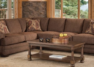 9800 Hughes Sectional