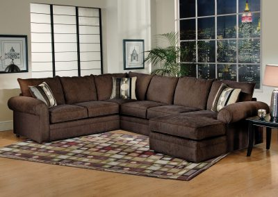 9900 Hughes Sectional